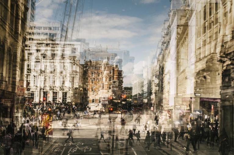 Street photography Londres