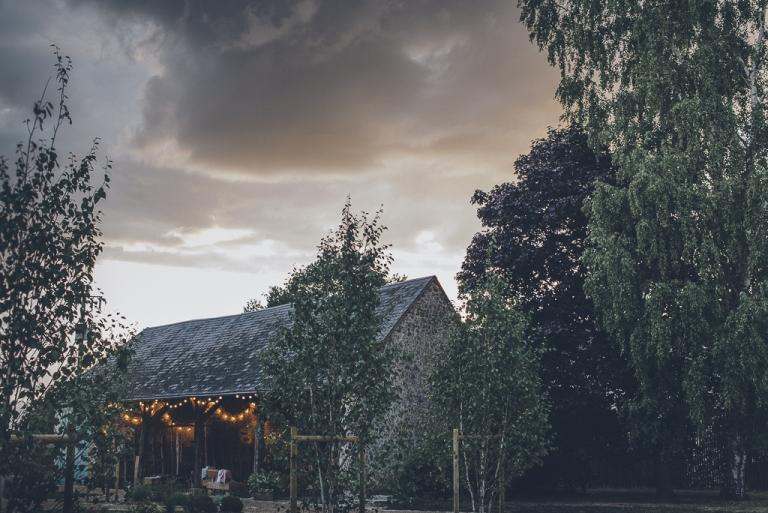 mariage champêtre à la ferme